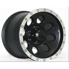 16X8.5 Fake Bead-Lock Alloy Wheel Rims