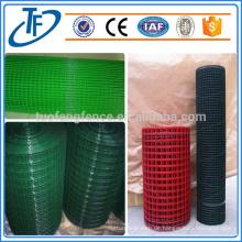 Hochwertiges PVC-geschweißtes Drahtgeflecht