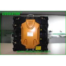 Exposição de diodo emissor de luz exterior interna de pouco peso P5 de 640X640mm, P8, P10