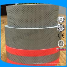 Novas fitas reflectoras perfuradas respiráveis para uso ao ar livre