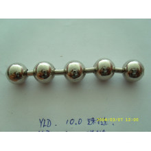 Cadena de la cadena del metal del color de encargo del surtidor de la cadena de China para la cortina