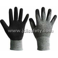 Form Latex Work Glove with Knitted Wrist (LCS3019B) (CE APPROVED)