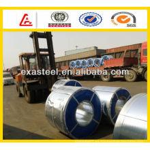 Hoja / bobina aluminizada de zinc