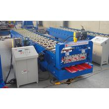 Fast hydraulic motor drive IBR Roll Forming Machine