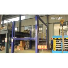 hydraulische Wagenheberhebebühne starten