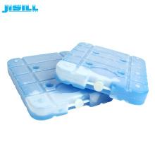 Grande bloco de gelo reutilizável de grau alimentício para transporte de cadeia de frio