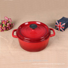 hot sale product enameled multifunction small size cooking pot