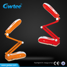 Folding rechargeable 30 led reading lamp