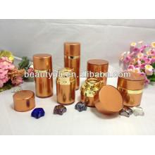 30ml 50ml 80ml Acrylic Cosmetic Airless Pump Jar