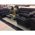 New Leather Sofa, Modern Sofa (1213)