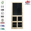 Victoria Stainable Screen Wood Door
