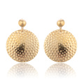 Gros Long Arabie bijoux or boucles d'oreilles modèles Gergeous Lady boucle d'oreille
