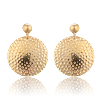 Wholesale Long Saudi Gold Jewelry Earring Models Gergeous Lady Earring