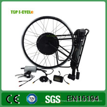 TOP Kit de conversión opcional de la fábrica china Kit de bicicleta eléctrica / e-bike