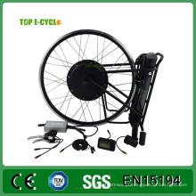 Jogo elétrico da conversão da bicicleta da PARTE SUPERIOR / OEM 48v 1000w com bateria