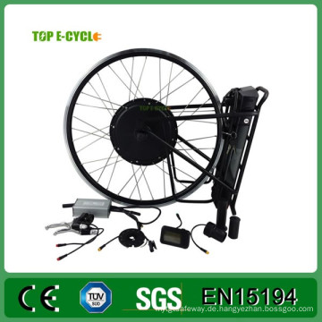 TOP chinesische Fabrik Anzeige optional Umbausatz E-Bike / E-Bike-Kit