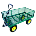 Tool Cart On Rubber Tire