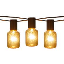 E17 Edison Light String Всепогодный T40