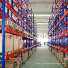 Armazém Empilhadeira de armazenamento para armazenamento de metais pesados Rack industrial