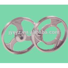 Caixa de engrenagens helicoidal helicoidal OEM de liga de alumínio fundido