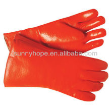 winter PVC work gloves