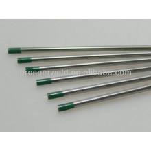 Venta caliente y electrodos de tungsteno puro de alta calidad