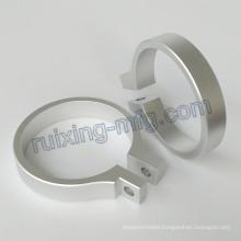 Custom-Made Milling Machining Aluminum Clamp for Motor Accessories