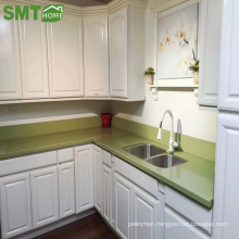 Kitchen Cabinet solid wood modern cupborad