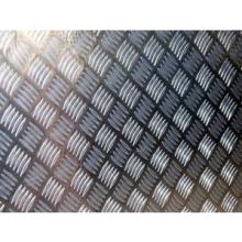 Hoja de aluminio en relieve 5754