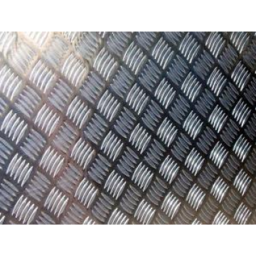 Aluminum/ Chequer/ Antiskid/ Checkered/ Plate for Stair Treads