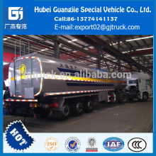 China Best 36000L Oil Tank Semi-trailer for sale
