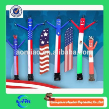 Inflatable air dancer flag para la venta