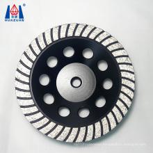 """High efficiency 4-7"""" metal bond diamond grinding cup wheel for sale"""