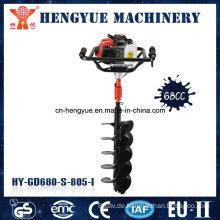 Hole Digger Tool Benzin-Bodenbohrer