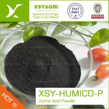 Sodium Humate Feed Additive for Aquaculture