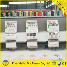 Компьютеризированная плоский вышивка машина высокого качества multi главы вышивка машина высокой скорости блесток вышивальная машина