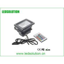 Precio económico China IP65 30 W RGB Lámpara de iluminación de paisaje