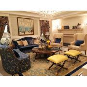 HD sofá alfombra poliester modificado para requisitos particulares