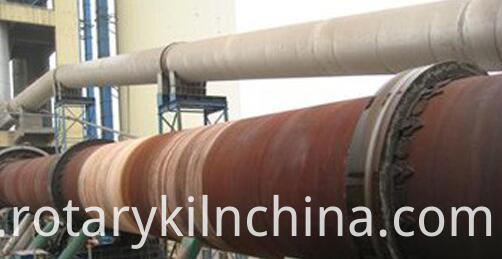 High quality rotary kiln with competitive price