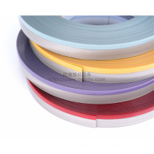 Hot sale for Yellow Color Edge Banding PVC/ABS /PP/Acrylic edge banding supply to United States Exporter
