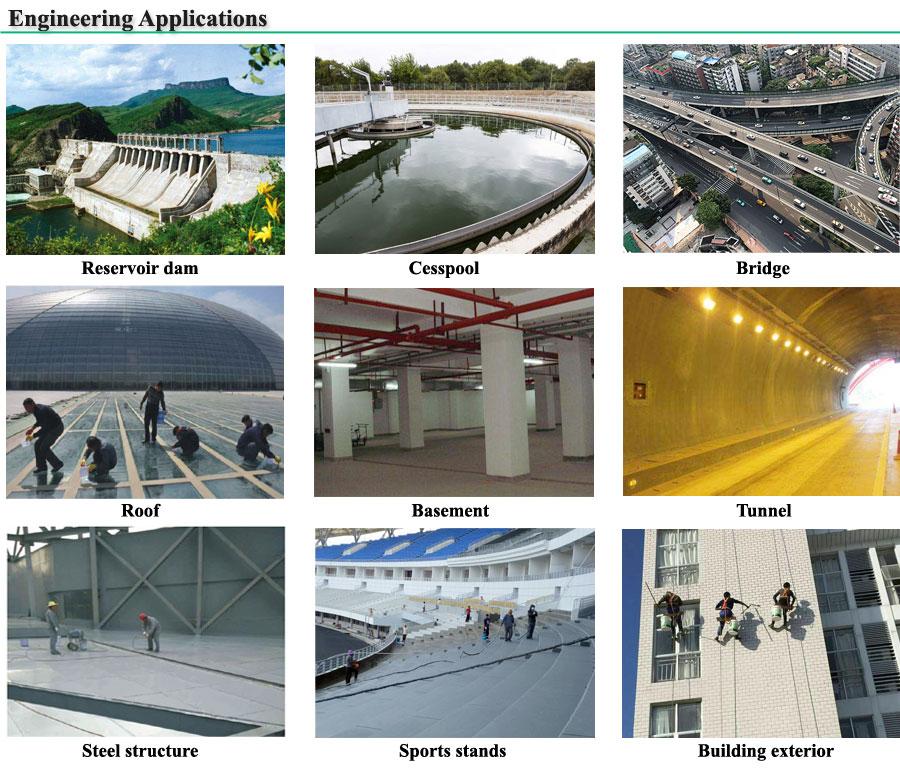 polyurea coating applications