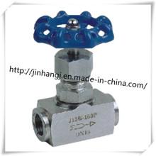 Válvula de corte de linha interna de aço inoxidável de 13 W