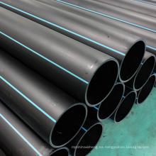 Longitud estándar de alta resistencia Fabricante de la pipa de HDPE de los precios del tubo de 12 pulgadas