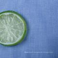 Tissu prêt à l'emploi Tissu de coton Dobby Tissu tissé ventilé