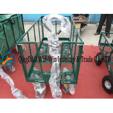 High Capacity Lawn Carts, Garden Wagons