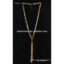 Einfache Erklärung Plain handgemachte Halskette