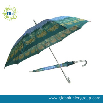 Fashion Promotional 8K Cheap Straight Umbrella