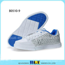 Pop Men Betauful Leinwand Board Schuhe