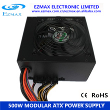 500W MODULAR ATX POWER SUPPLY COMPUTER POWER SUPPLY Netzteil