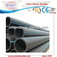 CE certificated HDPE pipe making machine plant